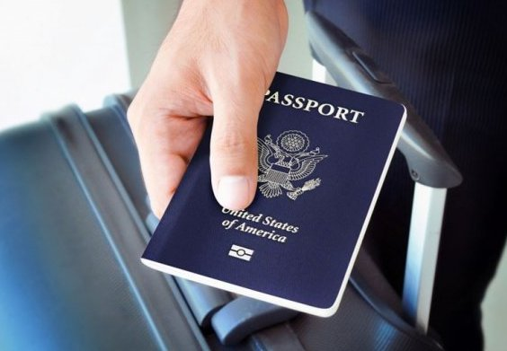 usa passport