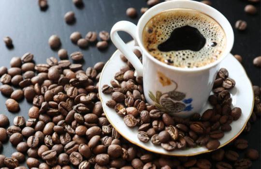 запахло кофе