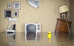 Как возместить ущерб от пролития квартиры