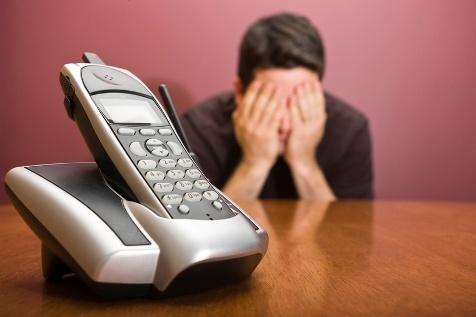 Как избавиться от звонков назойливых коллекторов