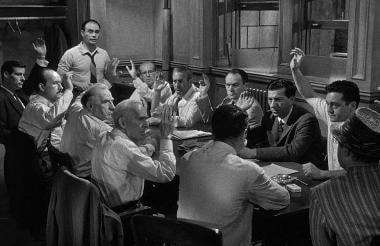 12 разгневанных мужчин (12 angry men - США, 1957)
