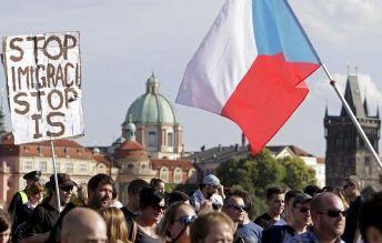 О правах человека в Чехии: иностранцы