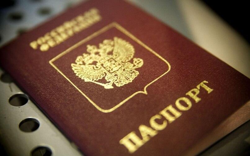 Russia passport