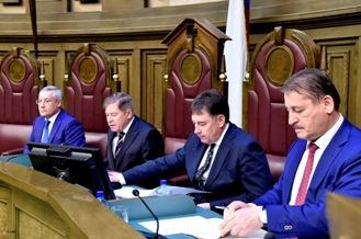 Верховный суд просит Госдуму ввести уголовный проступок