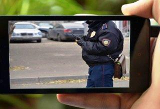 Полицейские не вправе препятствовать видеосъемке гражданами
