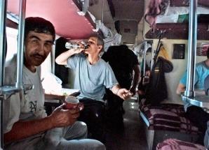 В России будут вести «черные списки» дебоширов в поездах