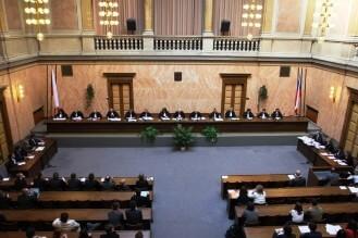 Чехия – о судебных непрофессиональных заседателях