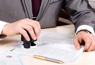 Госрегистрация прав на недвижимость через нотариуса