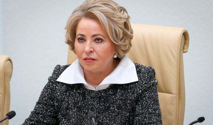 Матвиенко: Совет Федерации будет добиваться запрета «клеток» в судах
