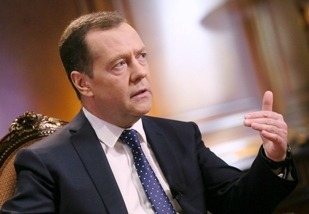Медведев: не будем корректировать налоги в ближайшие 6 лет