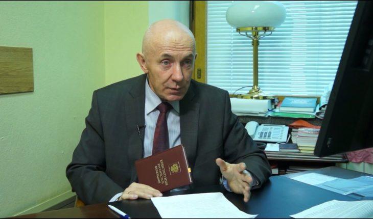 Депутат КПРФ Юрий Синельщиков