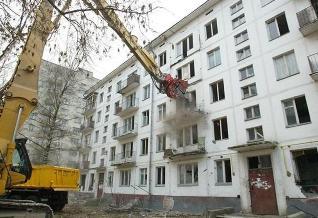 Реновацию хотят распространить на всю Россию