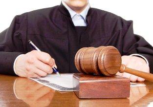 Судью пригласили присяжным по его делу