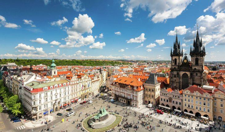 Чехия о недвижимости