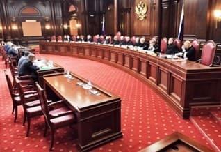 Конституционный суд подсчитал количество своих неисполненных решений