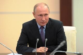 Путин поручил принять меры против необоснованных арестов бизнесменов