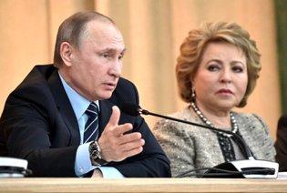 Путин и Матвиенко высказались о деле Голунова