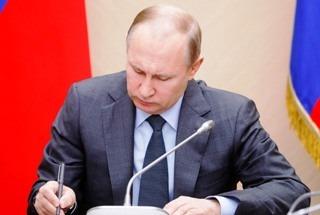 Путин подписал закон, упрощающий возбуждение дел против судей