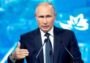 Путин заявил о дальнейшем смягчении наказаний по экономическим статьям