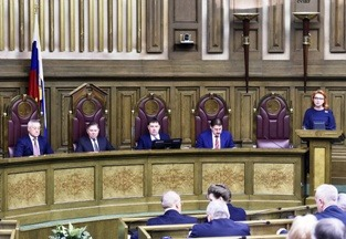 Пленум Верховного суда одобрил изменение численности мировых судей