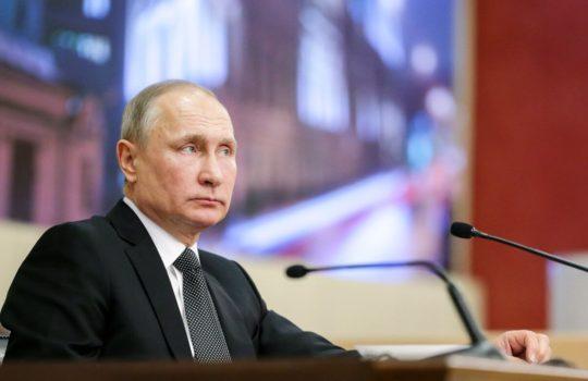 Путин предлагает смягчить наказание по одной из статей УК