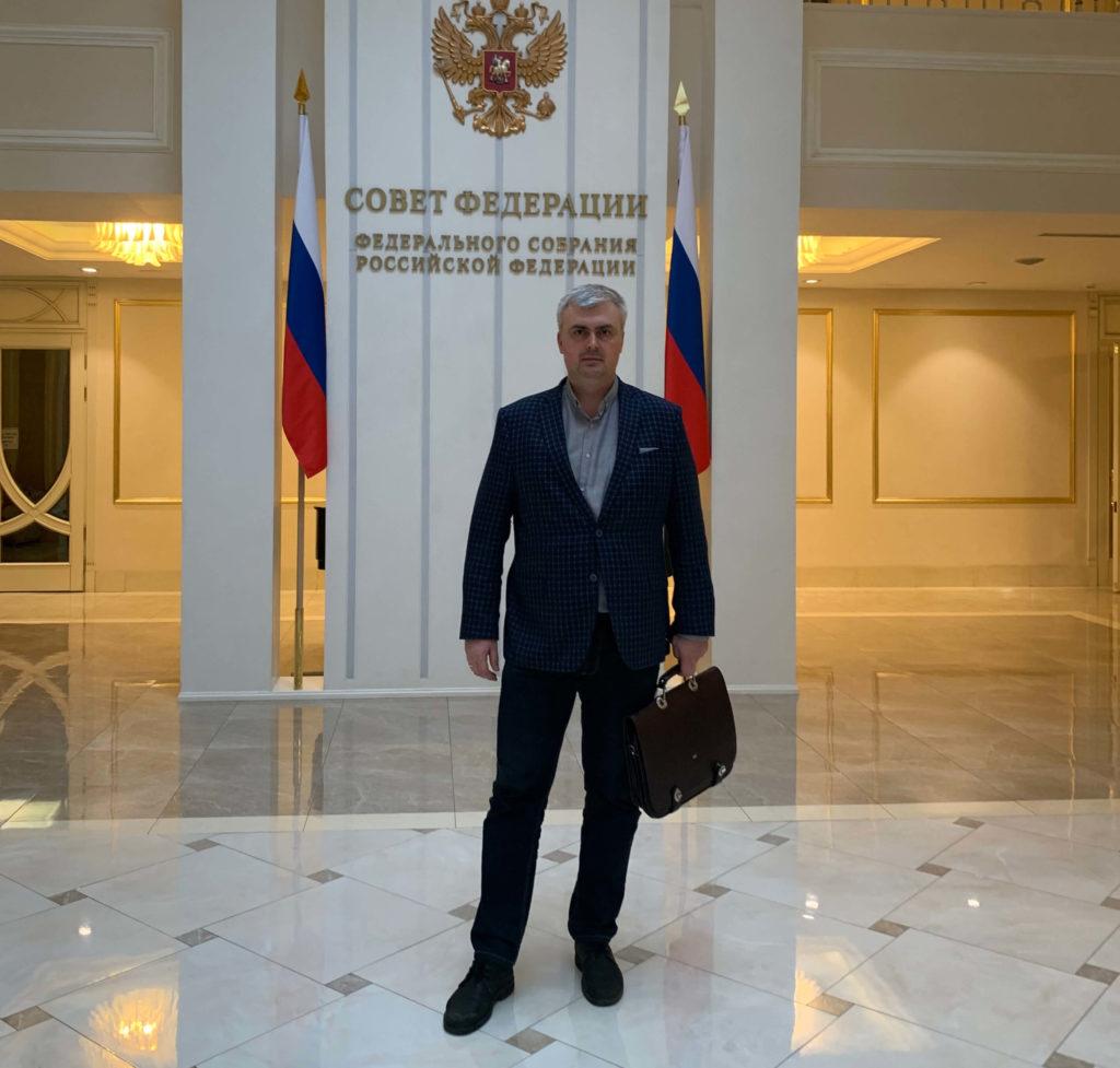 Балдин Дмитрий Александрович представляет интересы доверителей в арбитражных судах Москвы