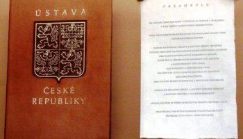ЧЕХИЯ – О Президенте и Конституции
