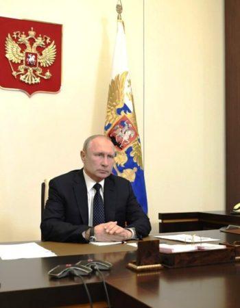 Владимир Путин выплаты медикам