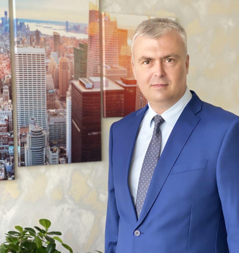 """Директор Адвокатского бюро """"Правовая гарантиЯ"""" Балдин Д. А."""