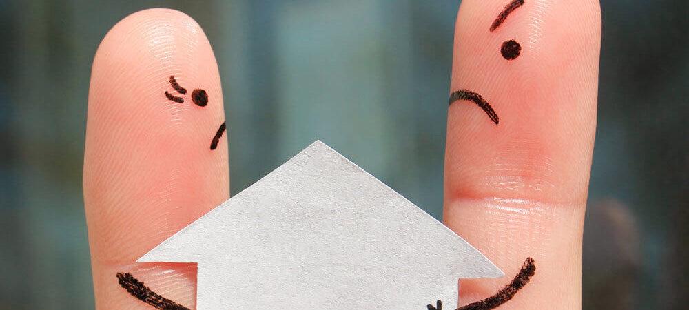 раздел имущества разрыв незарегистрированных отношений