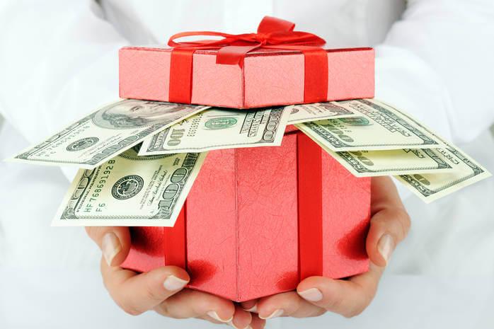 имущество чиновников дарение или накопление