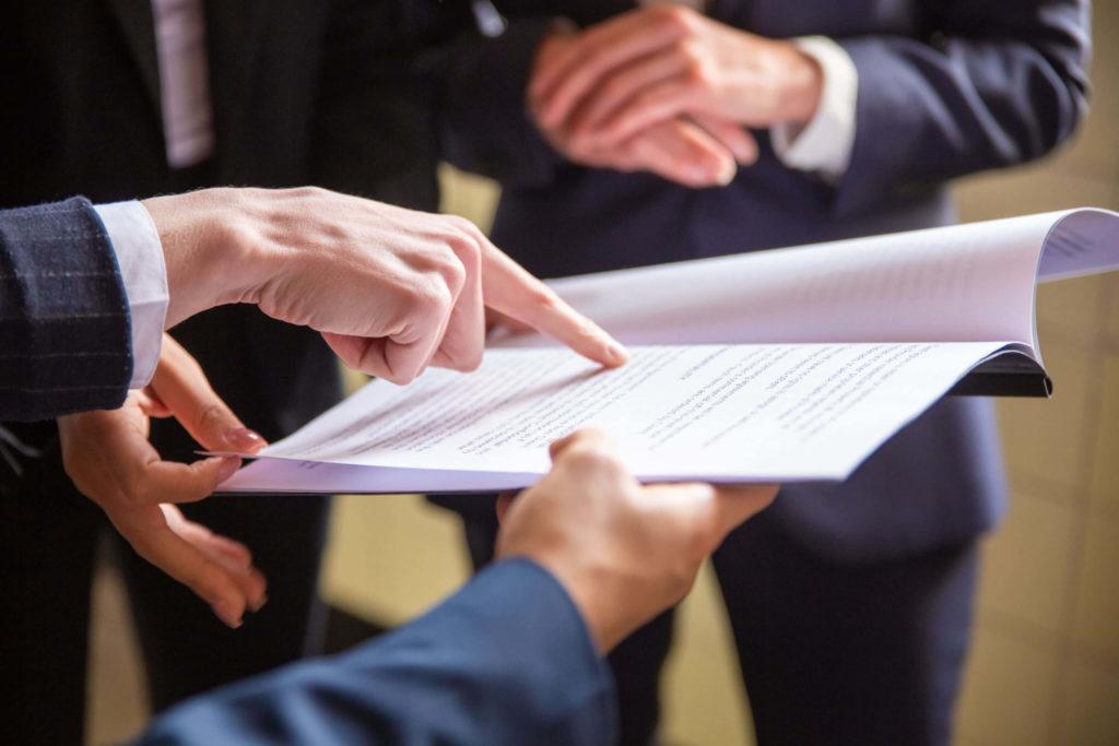 юридическая экспертиза договора