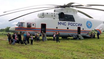 Россияне будут обязаны эвакуироваться из зон ЧС