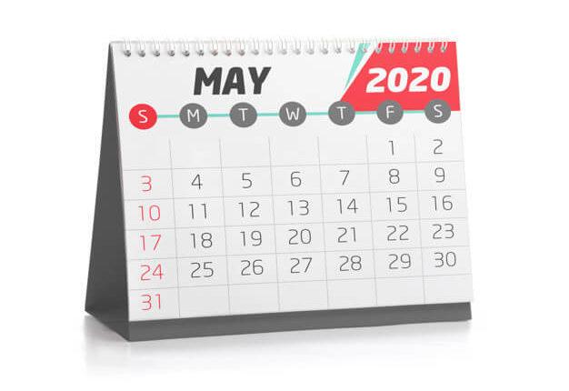 Какие законы вступают в силу в мае?