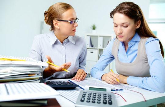 Наказание для бухгалтера за налоговое нарушение организации