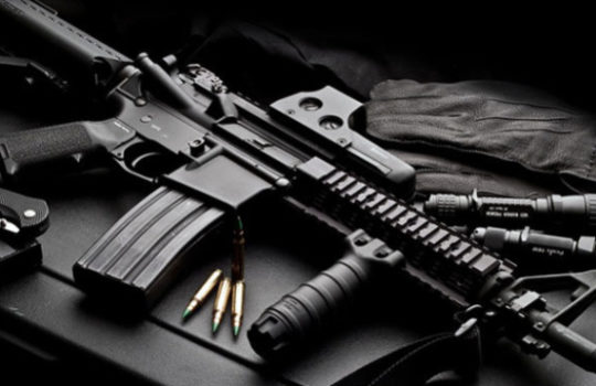 Президент поручил усилить контроль за оборотом оружия