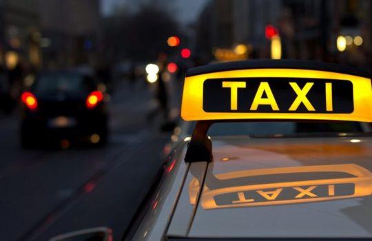 Дума решила запретить осуждённым работать в такси