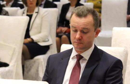 судья Олег Мельничук