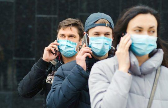 Спущенная с носа маска привела гражданина к штрафу